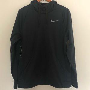 Men's Nike Black Pullover Hoodie